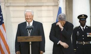 Ельцин отчитывался Клинтону и клянчил деньги