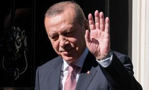 Эрдоган считает, что УЕФА не накажет сборную Турции