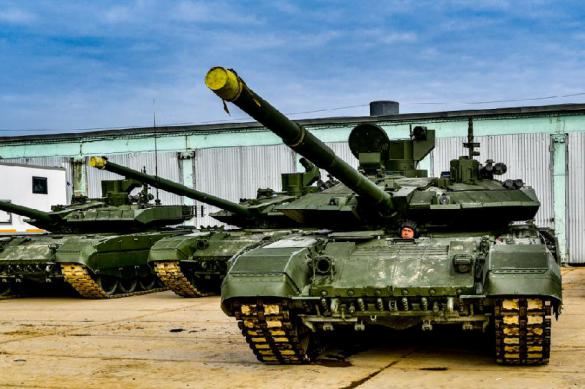 Новейшие танки Т-90М поступили в соединения Западного военного округа