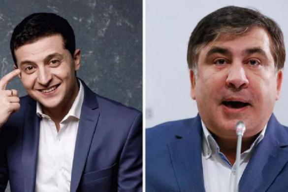 """Политолог: Саакашвили принесет Украине """"целое ожерелье кризисов"""""""