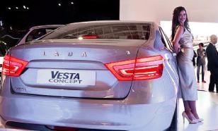 Рост цен автомобилей Lada в два раза выше иномарок