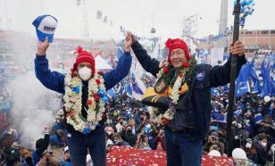 Боливия возвращает Эво Моралесу легитимность в укор России