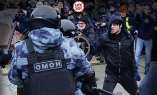 Чеченец получил 5 лет колонии за драку с ОМОНом на митинге