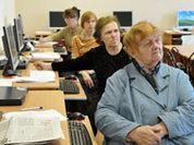 Бабушки рвутся в университеты