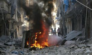 США: Россия лишь разжигает конфликт в Сирии