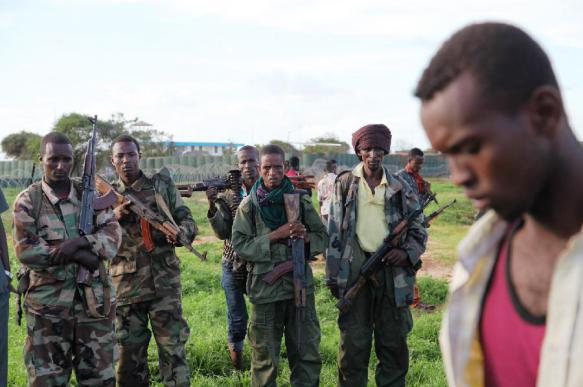 """Группировка """"Аш-Шабаб""""* атаковала кенийскую военную базу"""