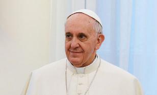 Папа Римский Франциск отправил письмо в больницу Коммунарки