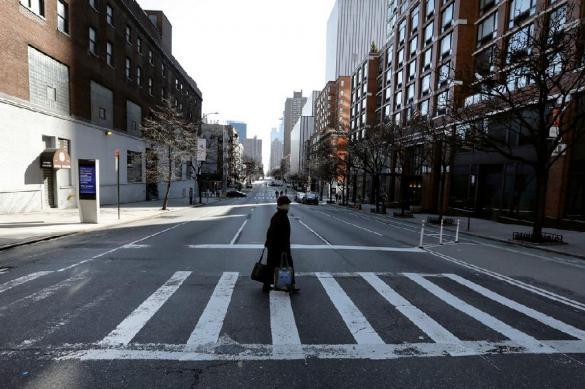 Число пациентов с подозрением на коронавирус в Нью-Йорке снизилось
