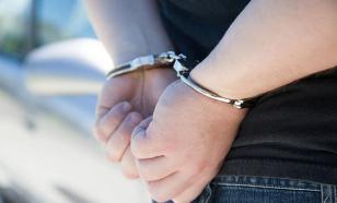 В Москве задержали мужчину, напавшего на кассира заправки