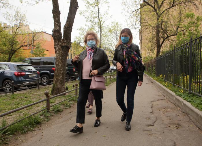 В России выявили еще 5 842 случая COVID