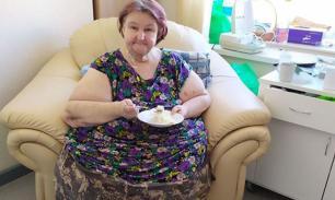 350 кг: в Тюмени скончалась самая тяжёлая женщина России