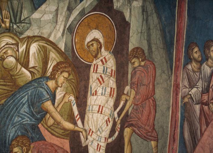 Лазарева суббота: история, смысл, иконы, проповеди (+Аудио, Видео)