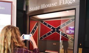 Южная Каролина предала флаг Конфедерации