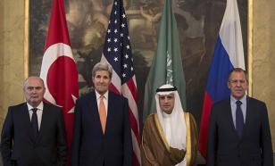 Четырехсторонняя встреча по Сирии завершилась в столице Австрии