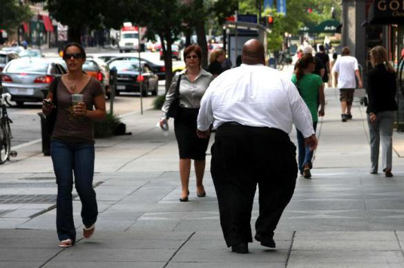 Ожирение больше всего грозит жителям мегаполисов