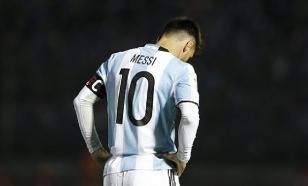 Директор испанского клуба сравнил Месси с оспой