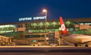 Таблички для встречи туристов запретили в аэропорту Стамбула