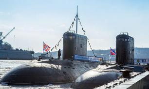 """National Interest включил """"Борей"""" в пятерку самых мощных субмарин"""