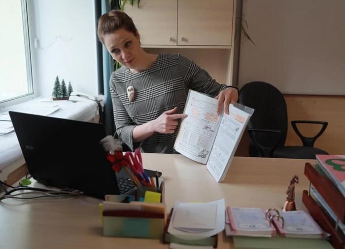 Ирина Волынец: на дистанционке учителя проявили себя настоящими героями