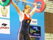 Российская тяжелоатлетка озолотила копилку сборной