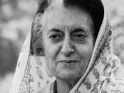 Индия – главный роман в жизни Индиры Ганди