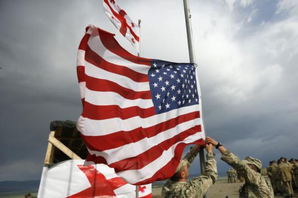 Грузинская оппозиция пригрозила президенту импичментом за отказ от военной базы США