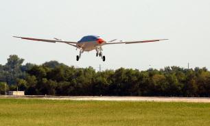 В США испытали первый в мире дрон-дозаправщик