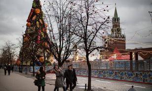 Новый год в Москве будет холодным