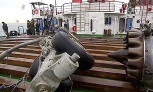Комиссия рассказала о причинах гибели Ту-154