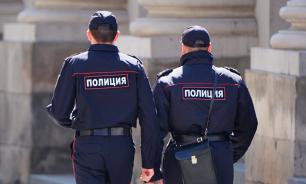 Девушка из Подмосковья избила и покусала двух полицейских