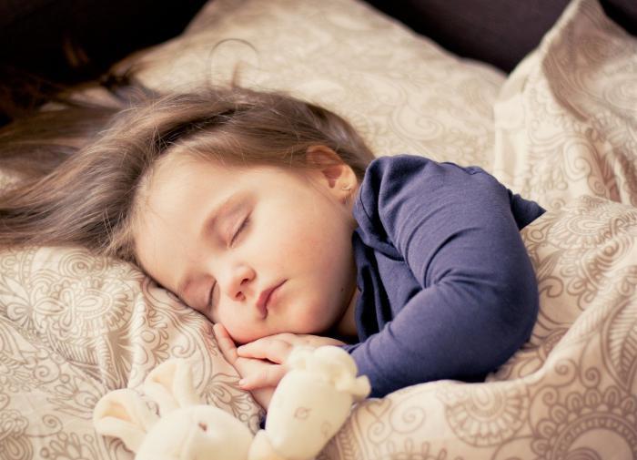 Храп приводит к нарушениям в развитии мозга у детей