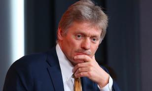 """Песков: """"В Кремле внимательно смотрят за итогами выборов в Германии"""""""
