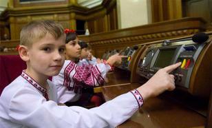 Украина: Презервативы против детей
