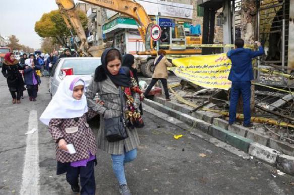 Беспорядки в Иране инспирированы Западом