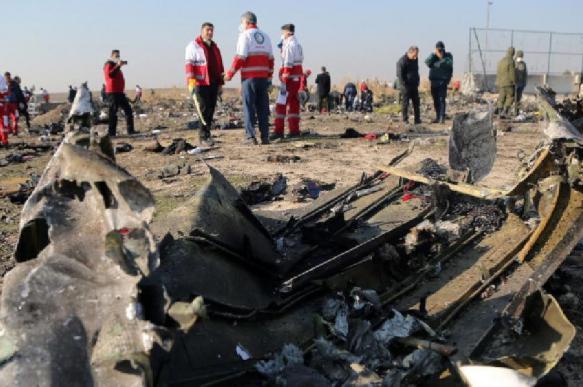 Иран отозвал выплаты семьям погибших в сбитом украинском самолёте