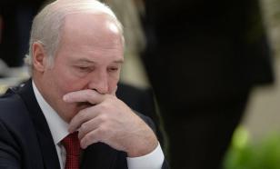 Лукашенко вылетел в Минск сразу после парада Победы