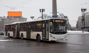 В Петербурге пассажиру прострелили шею из-за неоплаченного проезда