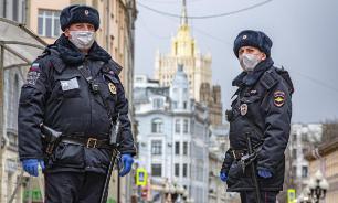 МЧС, Росгвардия и МВД могут наказывать нарушителей карантина