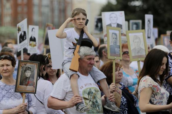 """Шествие """"Бессмертного полка"""" отменили в Минске"""