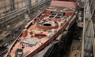 Судостроители создают второй разведывательный корабль для ВМФ России