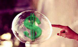 """Американский миллиардер: Доллар скоро превратится в """"пузырь"""""""