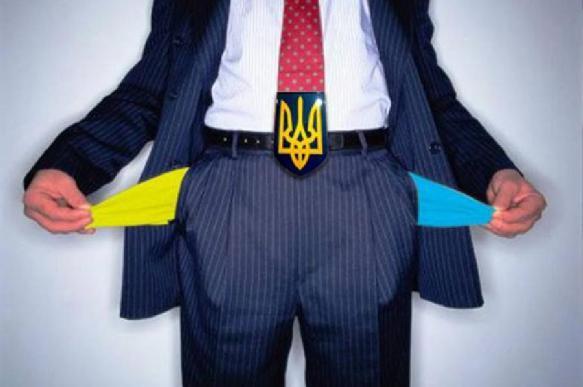 Власти Украины в два раза сократили пенсии граждан страны