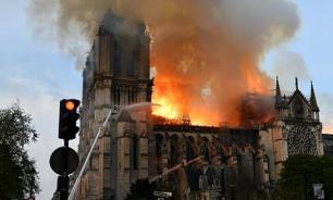 Собор Парижской Богоматери будет восстановлен за пять лет — Макрон