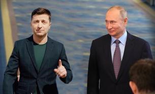 Эксперт: единственное достижение Зеленского - селфи с Путиным