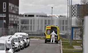 В Омск доставили 50 жителей Якутии, зараженных коронавирусом