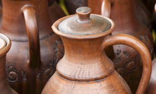 В Китае найден древний кувшин с неизвестной жидкостью