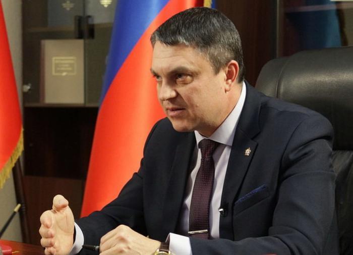 Глава ЛНР предложил Зеленскому встретиться на линии соприкосновения