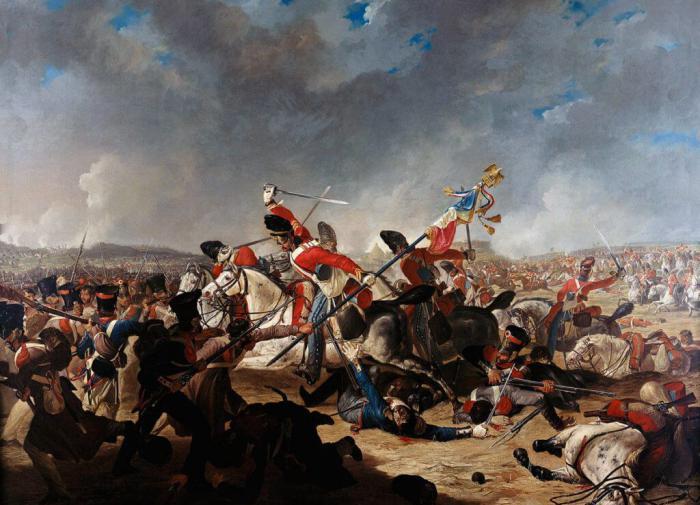 Бородинская битва — сражение, в котором русские стяжали право быть непобедимыми