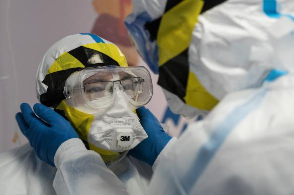 В Москве коронавирус выявлен уже у более чем 175 тысяч человек