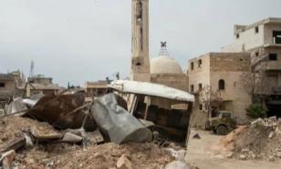В Сирии погиб военный из Турции